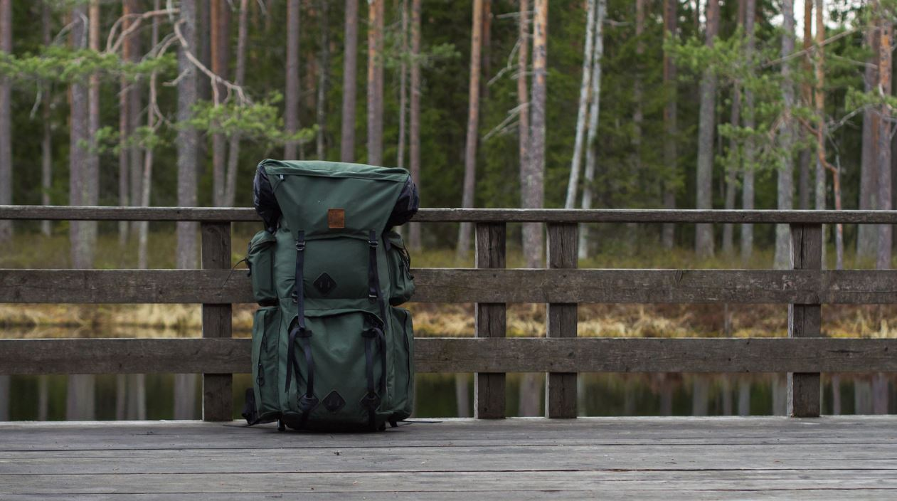 Seeing the World Via Backpack